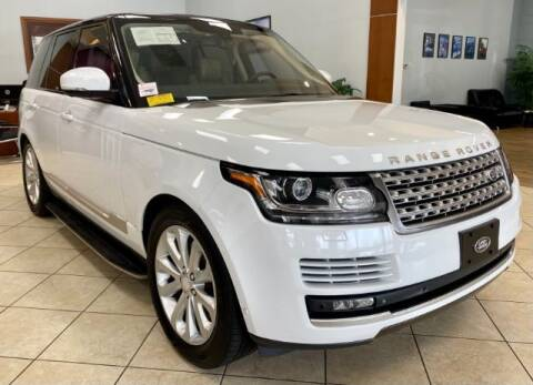2014 Land Rover Range Rover for sale at Adams Auto Group Inc. in Charlotte NC