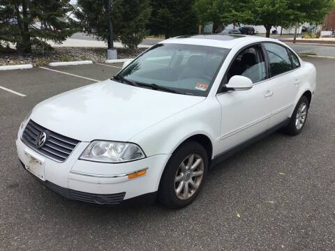 2004 Volkswagen Passat for sale at Bromax Auto Sales in South River NJ