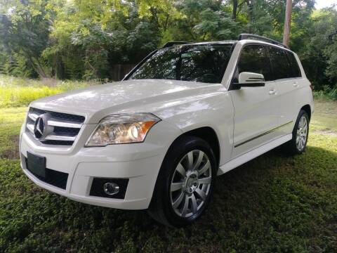 2010 Mercedes-Benz GLK for sale at 57 Auto Sales in San Antonio TX
