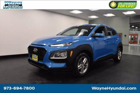 2020 Hyundai Kona for sale at Wayne Hyundai in Wayne NJ
