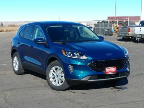 2020 Ford Escape for sale at Rocky Mountain Commercial Trucks in Casper WY