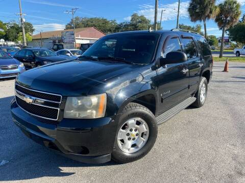 2009 Chevrolet Tahoe for sale at CHECK AUTO, INC. in Tampa FL