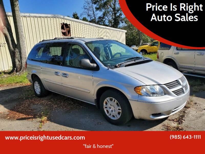 2005 Dodge Grand Caravan for sale at Price Is Right Auto Sales in Slidell LA