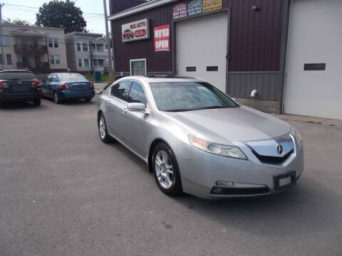 2009 Acura TL for sale at Mig Auto Sales Inc in Albany NY