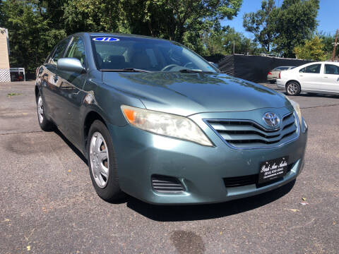 2011 Toyota Camry for sale at PARK AVENUE AUTOS in Collingswood NJ