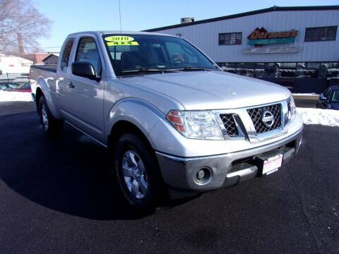 2010 Nissan Frontier for sale at Dorman's Auto Center inc. in Pawtucket RI