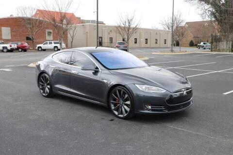 2015 Tesla Model S for sale at Auto Collection Of Murfreesboro in Murfreesboro TN