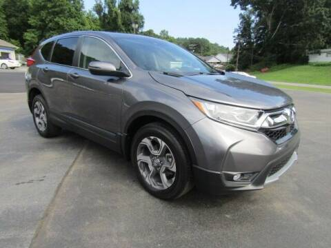 2018 Honda CR-V for sale at Specialty Car Company in North Wilkesboro NC