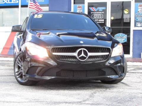 2015 Mercedes-Benz CLA for sale at VIP AUTO ENTERPRISE INC. in Orlando FL