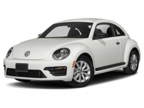 2017 Volkswagen Beetle for sale at J T Auto Group in Sanford NC