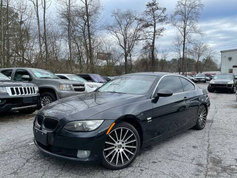 2009 BMW 3 Series for sale at Car Online in Roswell GA