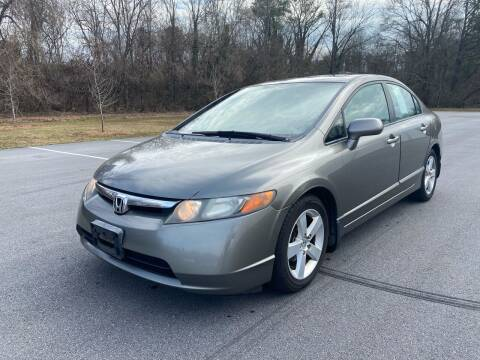 2007 Honda Civic for sale at Allrich Auto in Atlanta GA