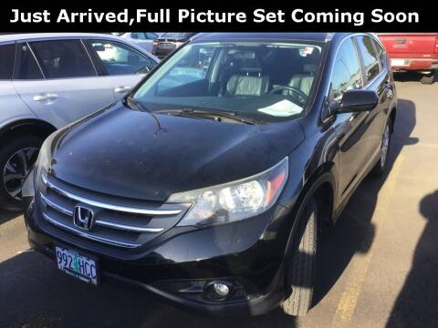 2014 Honda CR-V for sale at Royal Moore Custom Finance in Hillsboro OR