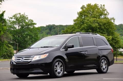 2011 Honda Odyssey for sale at T CAR CARE INC in Philadelphia PA