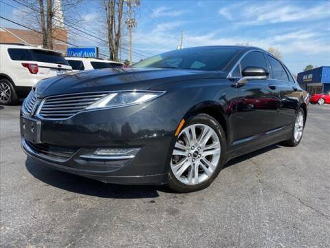 2015 Lincoln MKZ for sale at iDeal Auto in Raleigh NC
