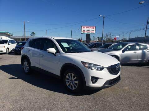 2014 Mazda CX-5 for sale at Jamrock Auto Sales of Panama City in Panama City FL