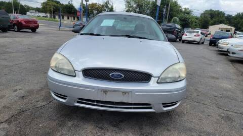 2007 Ford Taurus for sale at Dave-O Motor Co. in Haltom City TX