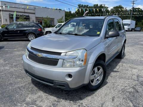 2007 Chevrolet Equinox for sale at L&M Auto Import in Gastonia NC