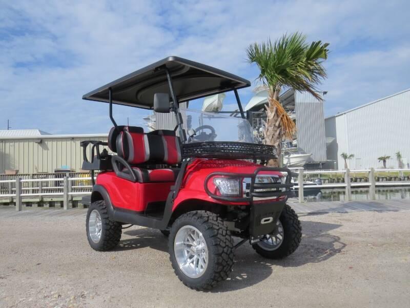 2021 Club Car Precedent for sale at 70 East Custom Carts Atlantic Beach in Atlantic Beach NC