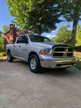 2011 RAM Ram Pickup 1500 for sale at Judy's Cars in Lenoir NC