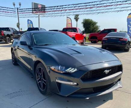 2019 Ford Mustang for sale at A & V MOTORS in Hidalgo TX