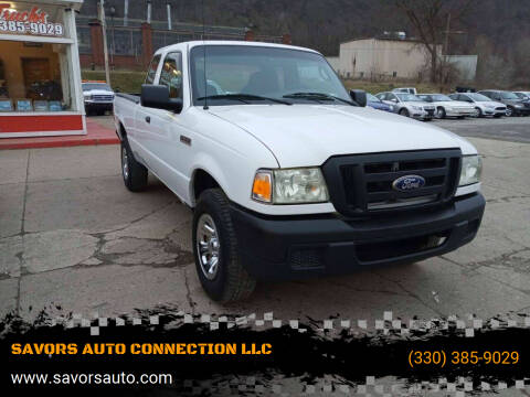 2007 Ford Ranger for sale at SAVORS AUTO CONNECTION LLC in East Liverpool OH
