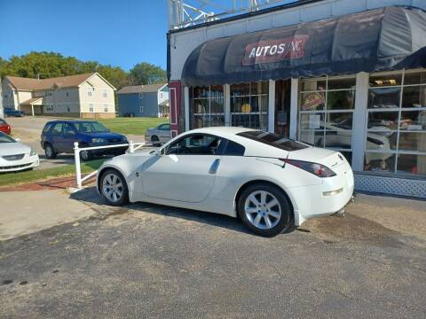 2005 Nissan 350Z for sale at Autos Inc in Topeka KS