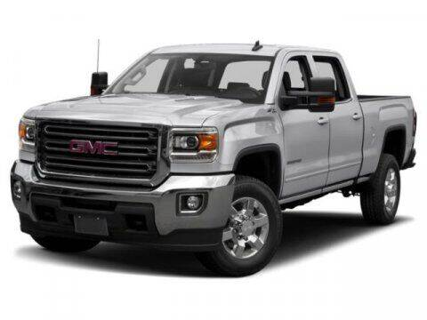 2017 GMC Sierra 3500HD for sale at QUALITY MOTORS in Salmon ID