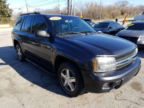 2005 Chevrolet TrailBlazer for sale at I57 Group Auto Sales in Country Club Hills IL