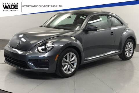 2017 Volkswagen Beetle for sale at Stephen Wade Pre-Owned Supercenter in Saint George UT