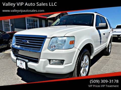 2010 Ford Explorer for sale at Valley VIP Auto Sales LLC - Valley VIP Auto Sales - E Sprague in Spokane Valley WA