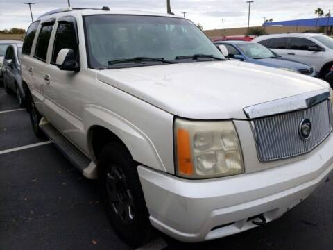 2005 Cadillac Escalade for sale at JacksonvilleMotorMall.com in Jacksonville FL