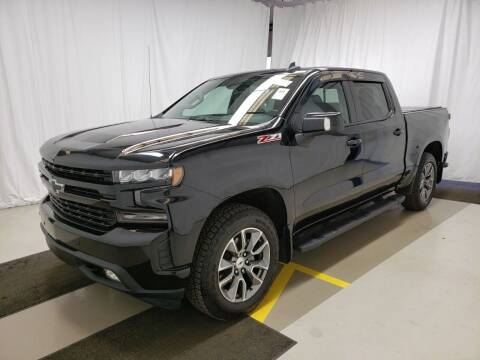 2019 Chevrolet Silverado 1500 for sale at JANSEN'S AUTO SALES MIDWEST TOPPERS & ACCESSORIES in Effingham IL