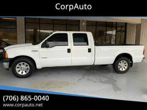 2006 Ford F-350 Super Duty for sale at CorpAuto in Cleveland GA