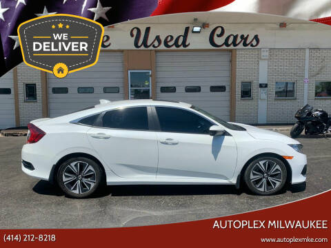 2016 Honda Civic for sale at Autoplex 3 in Milwaukee WI