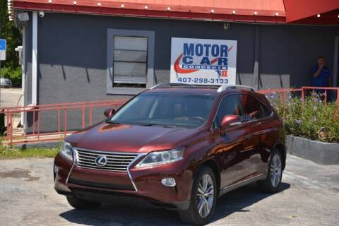 2015 Lexus RX 350 for sale at Motor Car Concepts II - Colonial Location in Orlando FL