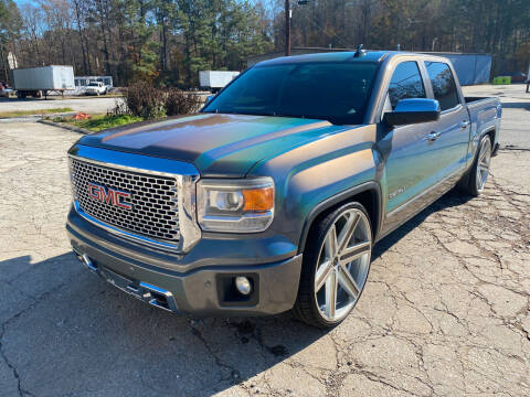 2015 GMC Sierra 1500 for sale at Elite Motor Brokers in Austell GA
