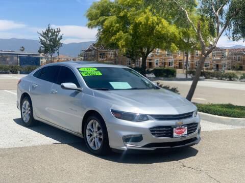 2018 Chevrolet Malibu for sale at Esquivel Auto Depot in Rialto CA