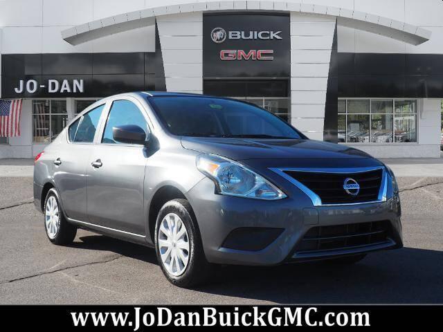 2019 Nissan Versa for sale at Jo-Dan Motors in Plains PA