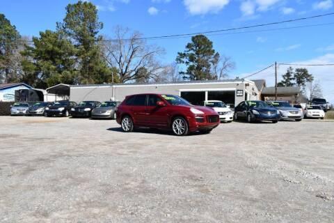 2009 Porsche Cayenne for sale at Barrett Auto Sales in North Augusta SC
