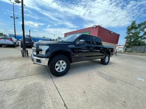 2017 Ford F-150 for sale at Southwest Sports & Imports in Oklahoma City OK