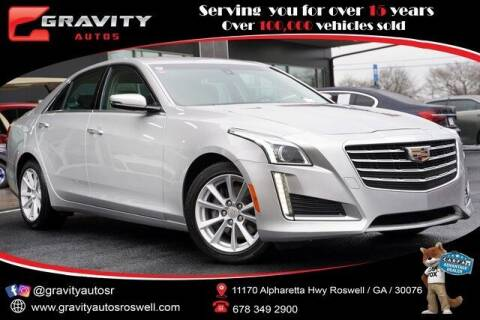 2019 Cadillac CTS for sale at Gravity Autos Roswell in Roswell GA