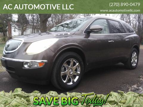 2009 Buick Enclave for sale at AC AUTOMOTIVE LLC in Hopkinsville KY