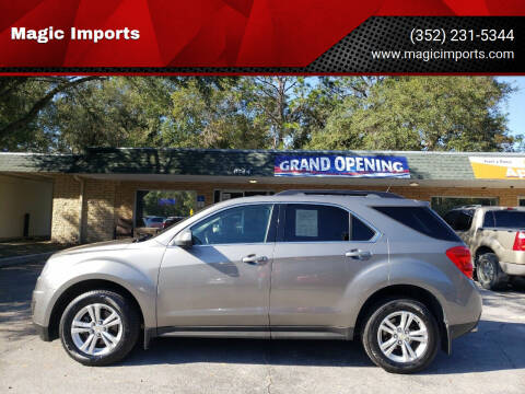 2012 Chevrolet Equinox for sale at Magic Imports in Melrose FL