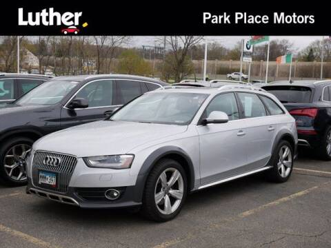2014 Audi Allroad for sale at Park Place Motor Cars in Rochester MN