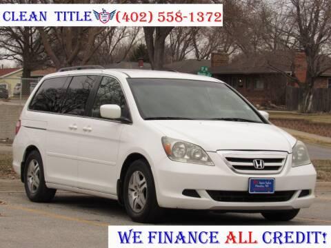 2005 Honda Odyssey for sale at NY AUTO SALES in Omaha NE