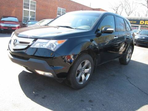2009 Acura MDX for sale at DRIVE TREND in Cleveland OH