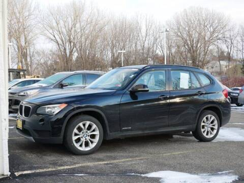 2013 BMW X1 for sale at Park Place Motor Cars in Rochester MN