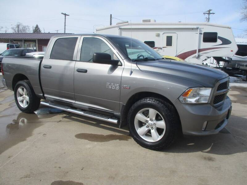 2013 RAM Ram Pickup 1500 for sale at Schrader - Used Cars in Mt Pleasant IA