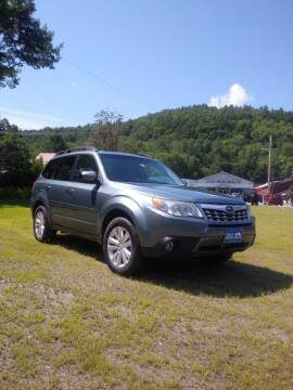 2011 Subaru Forester for sale at Valley Motor Sales in Bethel VT